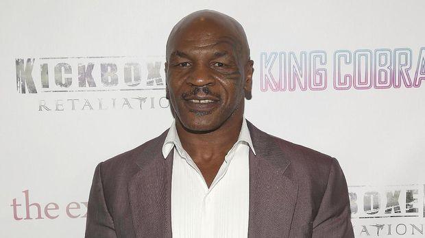 Mike Tyson memulai bisnis ganja pada awal 2018. (