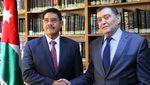 Ketua MA Hatta Ali Jalin Kerjasama di Bidang Peradilan Dengan Yordania