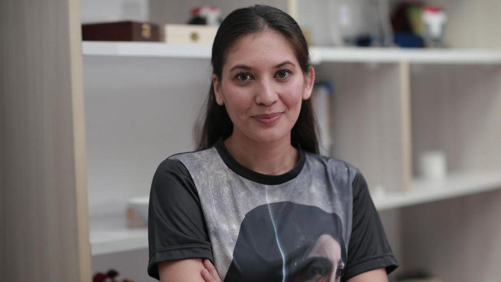 Simak Video Wawancara Hannah Al Rashid soal Masa Remaja