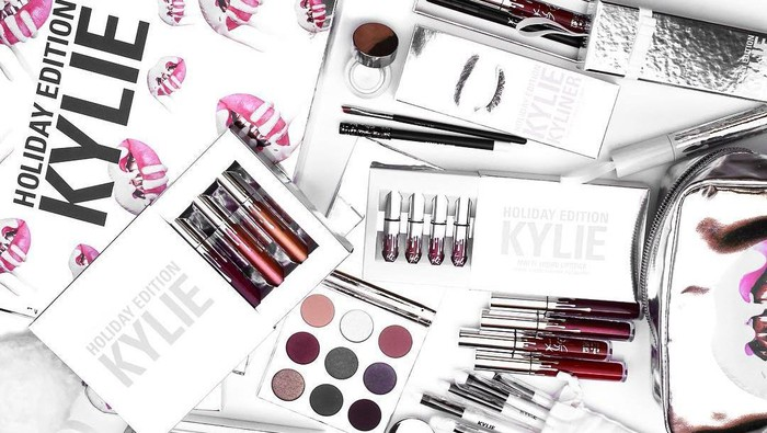 Kylie Cosmetics Holiday Edition