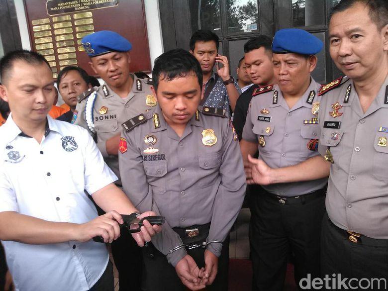 Tiga Tahun Menyamar Begini Akhir Petualangan  Polisi Gadungan Asal Bandung