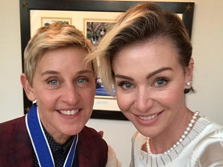 Foto: Ellen DeGeneres/Twitter