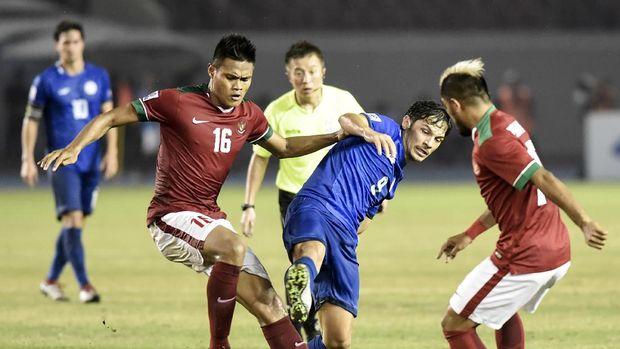 Fachruddin Aryanto konsisten di level klub dan Timnas Indonesia.