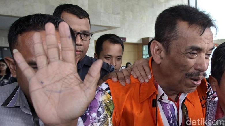 Wali Kota Madiun Ditahan KPK