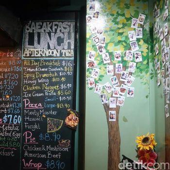 Pecinta Selfie, Wajib Mampir ke Kafe Ini Saat Hangout di Hj. Lane Singapura