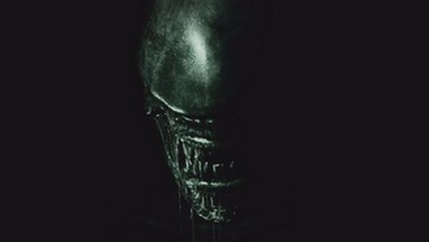 Poster Perdana 'Alien: Covenant'