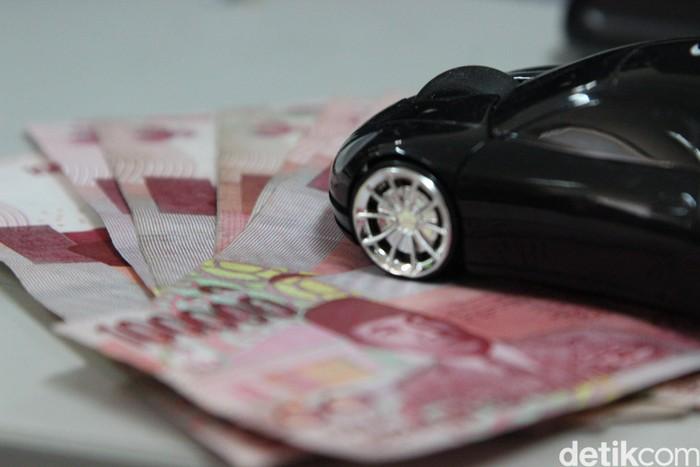 Ilustrasi pembelian mobil