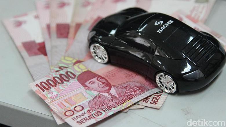 Ilustrasi pajak mobil (Foto: dok detikOto)