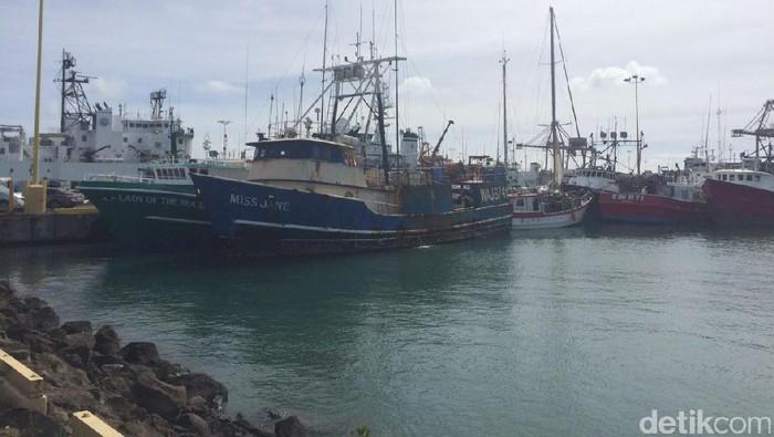Ke Honolulu, Wapres JK singgah ke kapal yang diawaki ABK asal RI