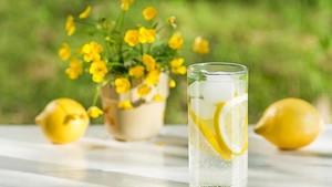5 Manfaat Minum Air Lemon: Cegah Batu Ginjal Hingga Mulut Bau