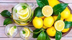 Apa Benar Minum Air dengan Lemon Bisa Menguruskan Badan?