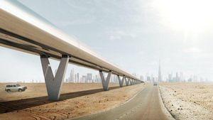 Hyperloop Kereta Supercepat