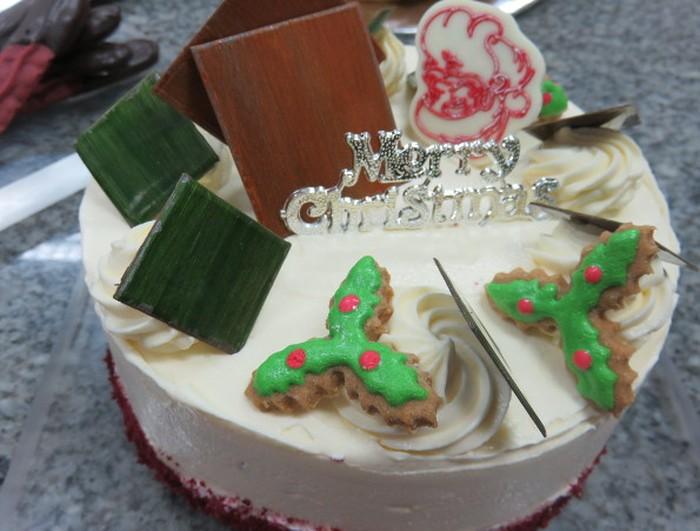 Kue Snow Cake