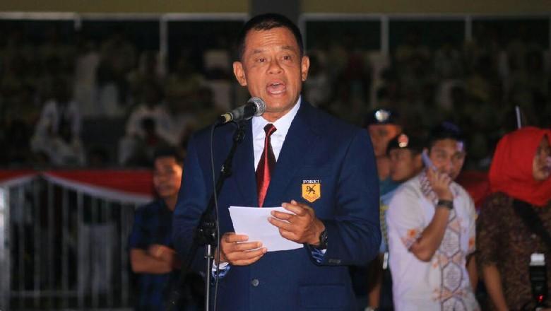 Viral Rekaman soal Pemilu Catut Namanya, Gatot Nurmantyo: Hoax!