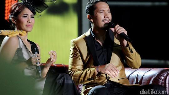 Harmonisasi Raisa Hingga Goyangan PSY di Konser Oppo