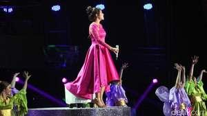 Penampilan dMasiv dan Geisha di Konser Nominasi AMI Awards 2016