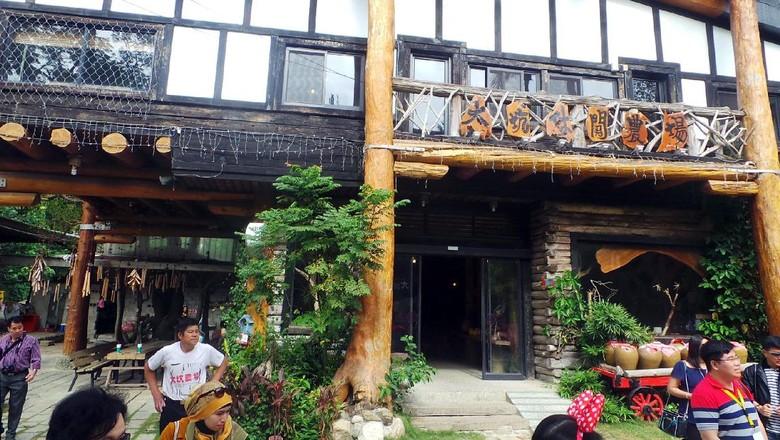 Da Keng Leisure Farm, destinasi bak kawasan Puncak di Tainan, Taiwan (Wahyu/detikTravel)