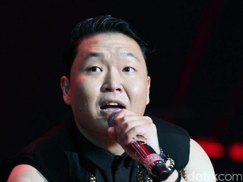 PSY Hengkang Dari YG Entertainment