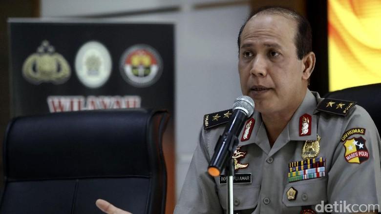 Polisi Telusuri Video soal Bantuan Indonesia ke Teroris Suriah