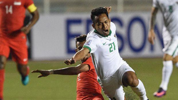 Andik Vermansah sudah mengikuti dua gelaran Piala AFF.