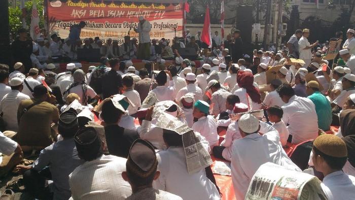 Tabligh Akbar di Surabaya/Foto: Imam Wahyudiyanta