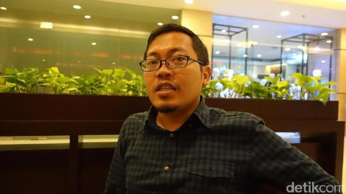 Klarifikasi lengkap Achmad Zaky selaku CEO dan pendiri Bukalapak terkait cuitannya yang jadi kontroversi. (Foto: detikINET/Adi Fida Rahman)