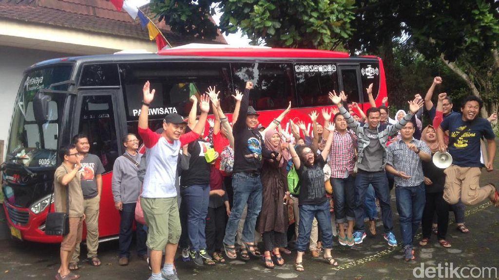 Heboh! Video Keseruan Piknik Anniversary dTraveler ke Yogyakarta