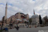 Masjid Hagia Sophia di Turki