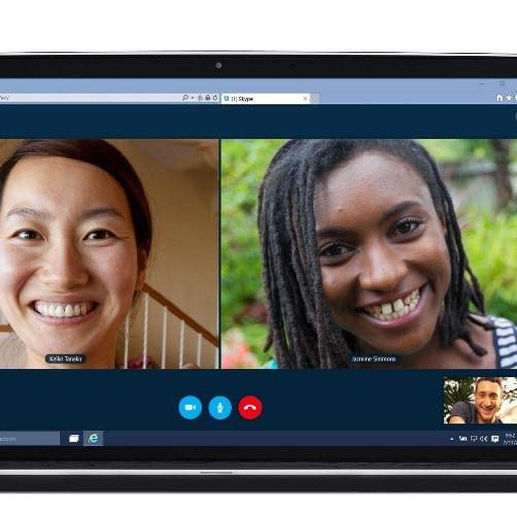 Takut Pakai Zoom? Coba Skype Gratisan Tanpa Akun dan Download