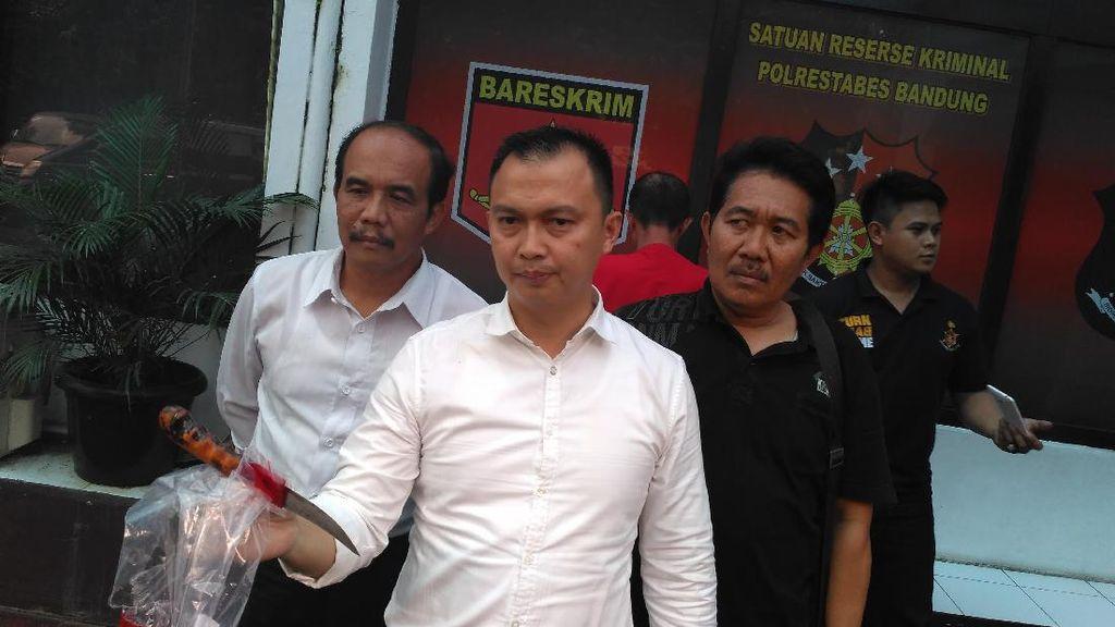 Cerita Jufri yang Menikam Mati Pasutri di Kiaracondong Bandung