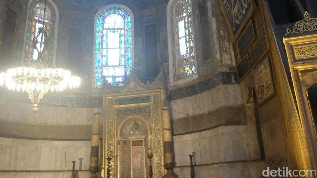 Hagia Sophia Resmi Berubah Jadi Masjid, AS Kecewa