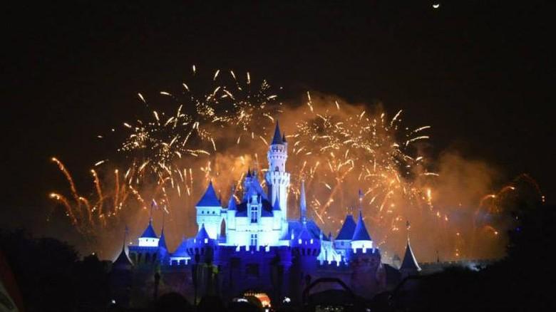 Foto: Disneyland Hong Kong (Widi Arini/dTraveler)