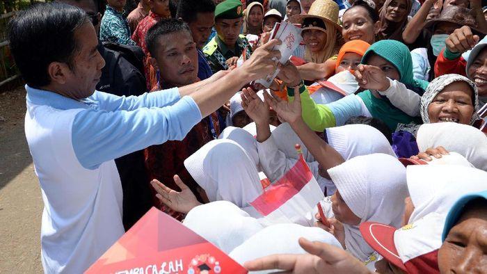 Presiden Jokowi. Foto: Pool