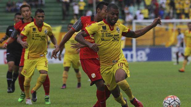 Hilton Moreira diusulkan Sriwijaya FC untuk dinaturalisasi. (