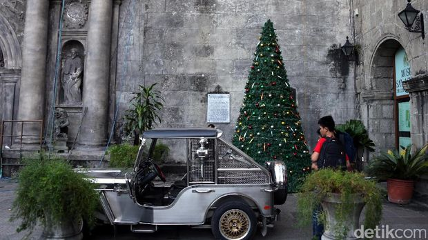 Manila, Jakarta Versi Filipina