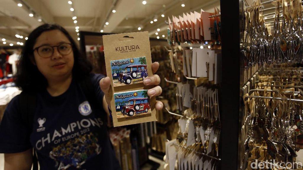 Berburu Souvenir di Manila, ke Kultura Aja