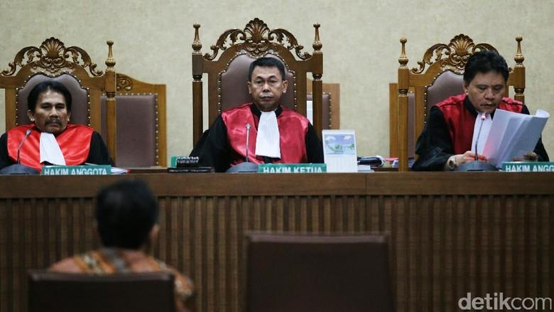 Ketua Majelis Irman Gusman-Patrialis Akbar Siap Daftar Capim KPK