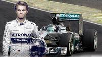 Angka-Angka di Balik Gelar Juara Dunia Rosberg