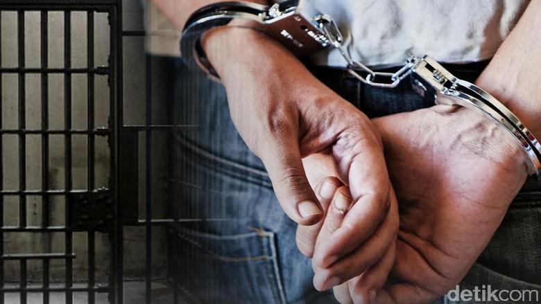 13 Tahanan Unit Narkoba Polres Kepulauan Seribu Kabur
