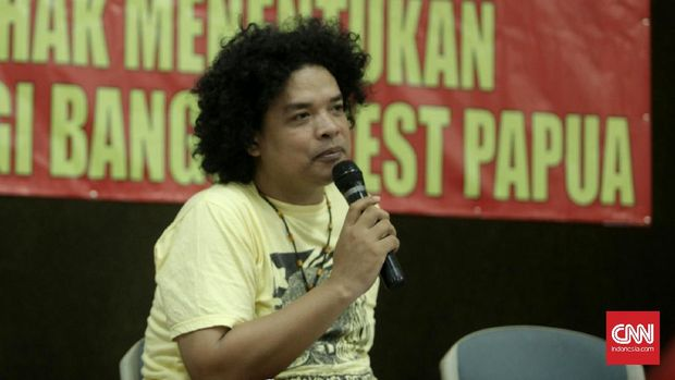 Amnesty Desak Hentikan Jerat Papua Aktivis dengan Pasal Makar