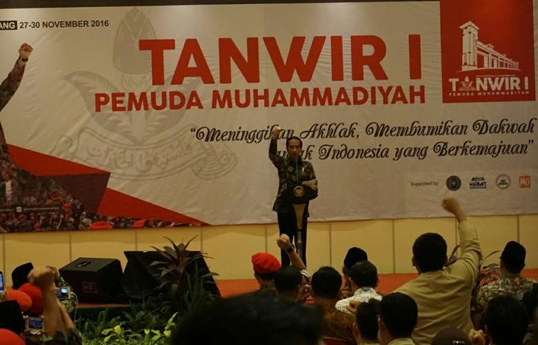 Presiden Jokowi: Kita Perlu Dakwah Lewat Media Sosial