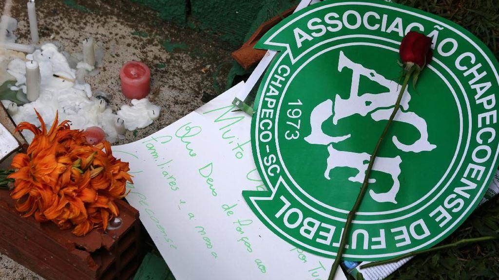 Sebelum Kecelakaan Maut, Pemain Chapecoense Ini Dikabari Akan Dapat Momongan