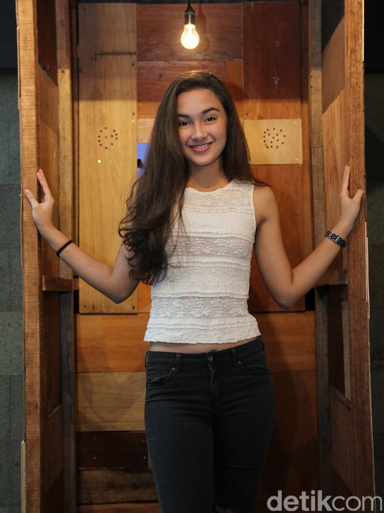 Caitlin Halderman Jadi Aktris Pertama Indonesia Kolaborasi dengan Film Korea