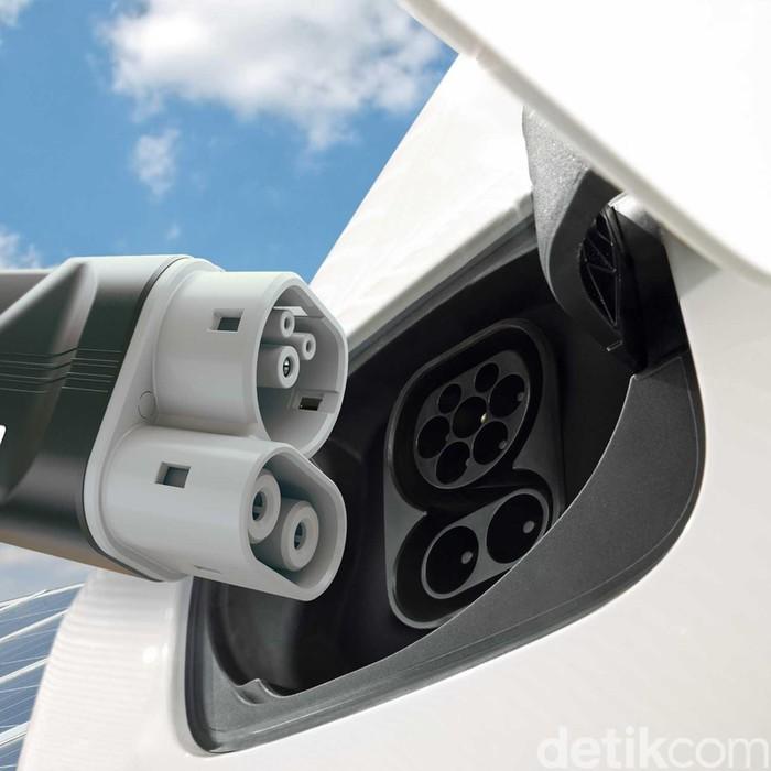 Colokan mobil listrik