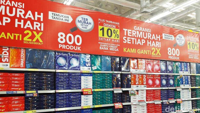 Transmart Carrefour Gelar Diskon Sampai 20 Untuk Peralatan Tulis