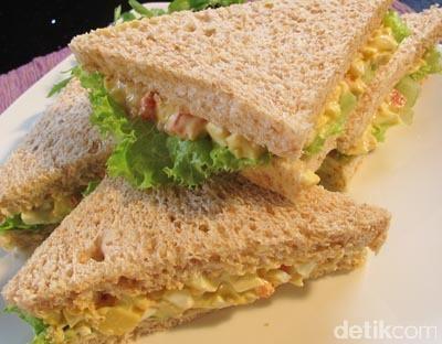 rekomendasi resep sandwich