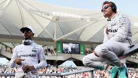 Rosberg Minta Pembicaraan soal Taktik Hamilton Dihentikan