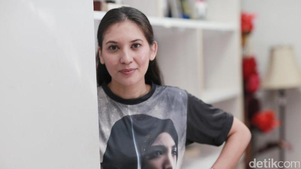 Pencak Silat Jadi Akar Budaya Keluarga Hannah Al Rashid