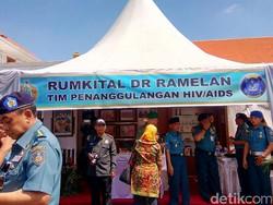 Diapresiasi sebagai RS Peduli HIV/AIDS, Begini Inovasi RSAL Dr Ramelan