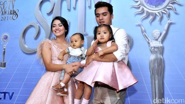 Happy Family, Ricky Harun dan Herfiza